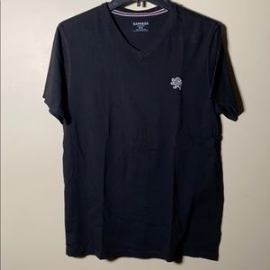 Express men's V-neck tee